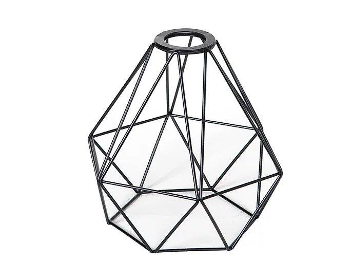 dekorativne kletke za luči iz žice